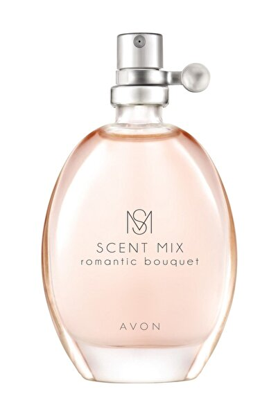 Scent Mix Romantic Bouquet Edt 30 ml Kadın Parfümü 5050136262556