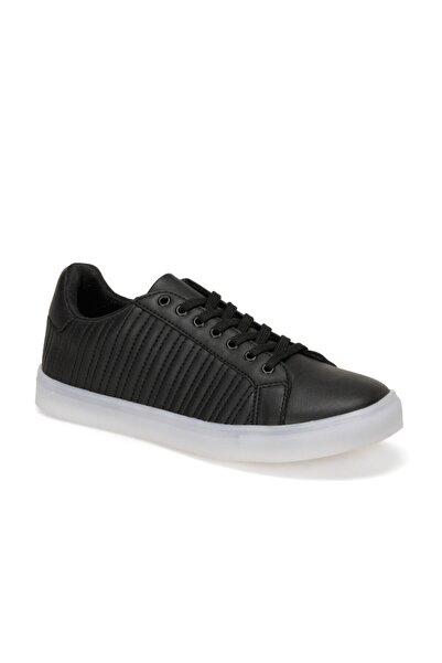 FORESTER EC-1070 Siyah Erkek Kalın Taban Sneaker Spor Ayakkabı 100575087