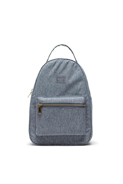 Herschel Supply Co. Herschel Nova Small Light Raven Crosshatch Sırt Çantası 10640-02981-os