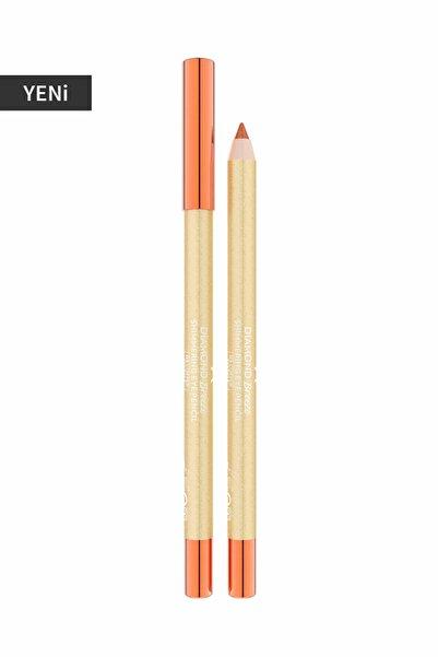 Golden Rose Göz Kalemi - Diamond Breeze Shimmering Eye Pencil 03 Copper Sparkle 8691190965556