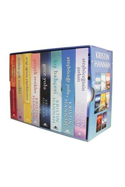 Pegasus Yayınları Kristin Hannah Kitaplığı Kutulu Seti 8 Kitap Ciltli