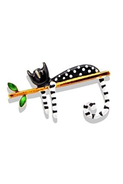 Kedili Broş