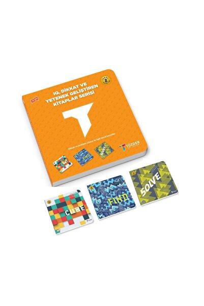 Level-2 (cube-fınd-solve) 4-6+ Yaş