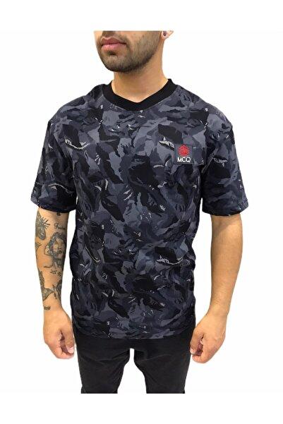 ALEXANDER MCQUEEN Mcq Kamuflaj Erkek T-shirt