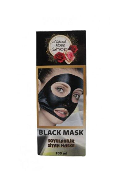 NATUREL Soyulabilir Siyah Maske 100 ml