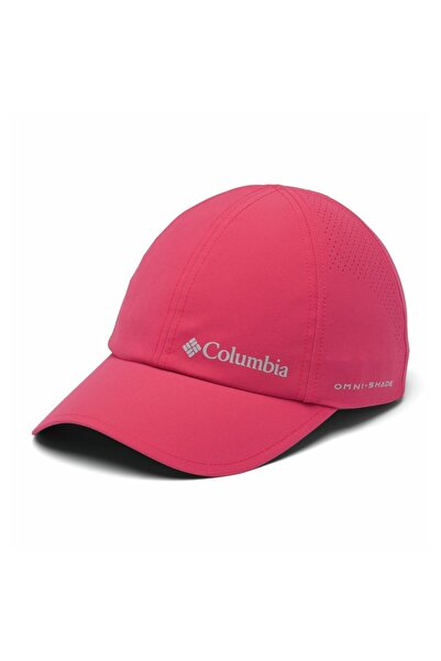 Columbia Unisex Pembe Silver Ridge Şapka