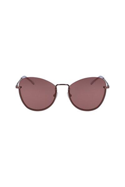 Dkny Kadın Bakır  Metal Dk100s 608  Güneş Gözlüğü