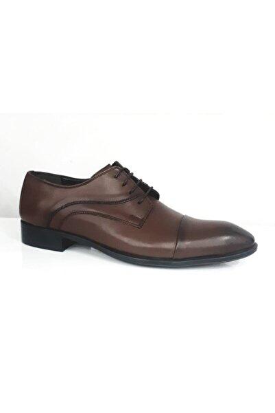 PUNTO Erkek Klasik Hakiki Deri Ayakkabı 503001m