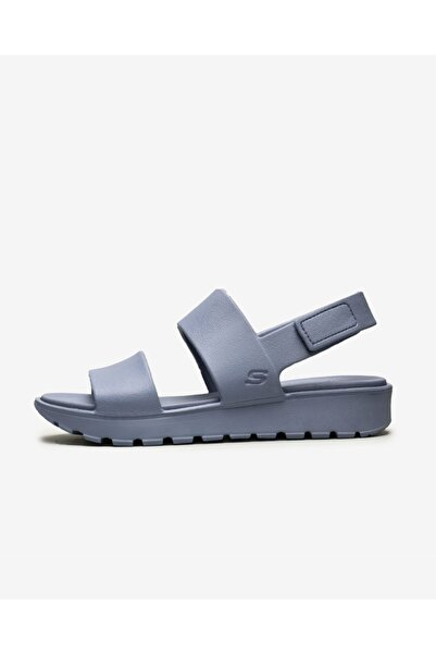 SKECHERS Kadın Açık Mavi Sandalet 111054 Ltbl