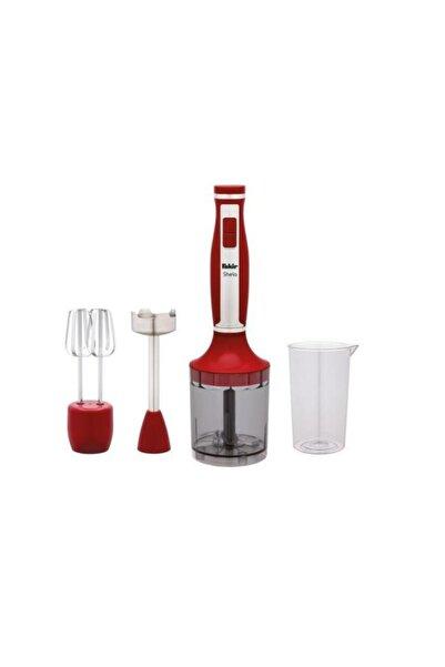 Fakir Shela Blender Set (kırmızı Renk)