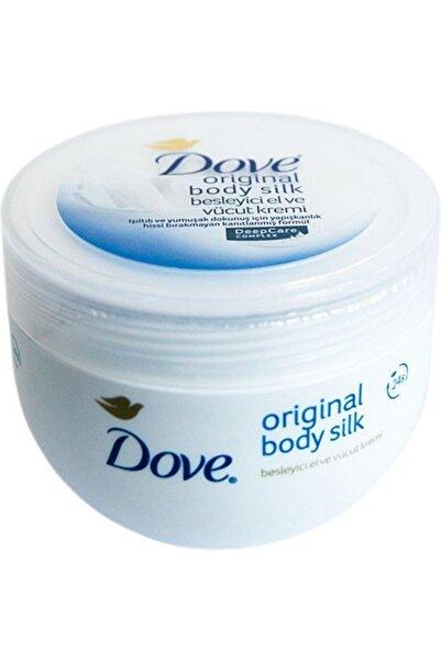 Dove Krem Body Silk Original 150 ml