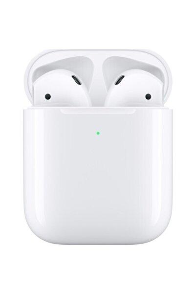 AirPods 2 Bluetoth Kulaklık ve Kablosuz Şarj (Apple Türkiye Garantili)