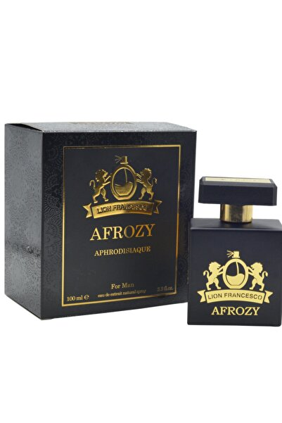 Lion Francesco Afrozy edp 100 ml  Erkek Parfüm afr4401