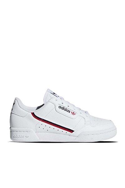 adidas CONTINENTAL 80 J Çocuk Spor Ayakkabı