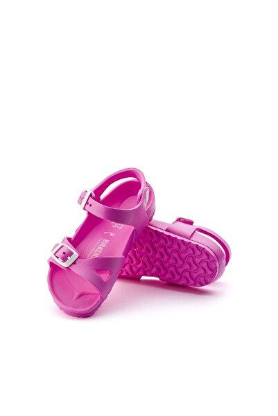 Birkenstock Rıo Eva Pembe Sandalet 126163