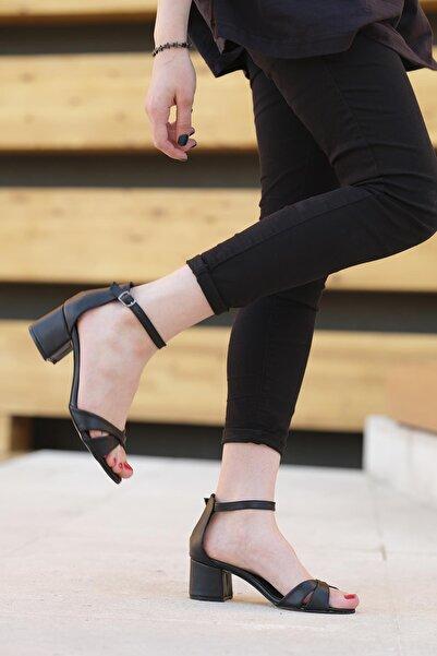Oksit Florin Sana Topuklu Ayakkabı