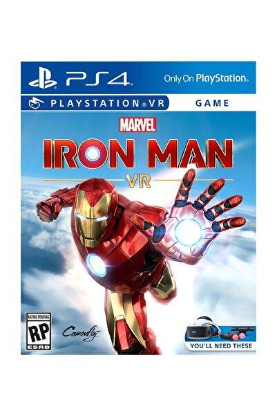 Sony Marvel's Iron Man VR PS4 Oyun