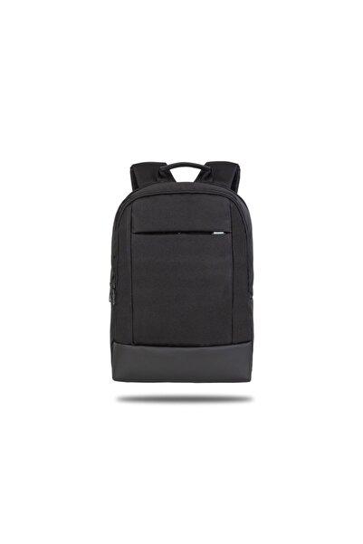Classone Bp-tw1700 Twin Color 17 Inç Uyumlu Laptop, Notebook Sırt Çantası -siyah