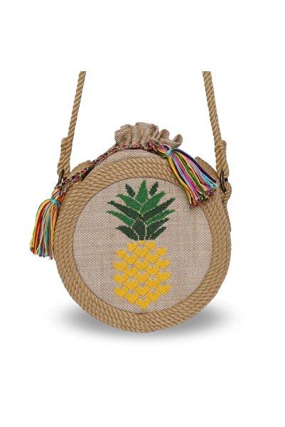 Nomadic Republic Halat Çanta - Pineapple