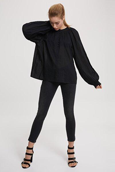 Lee Cooper Kadın Anjalı U.Kol Gömlek 202 LCF 241001