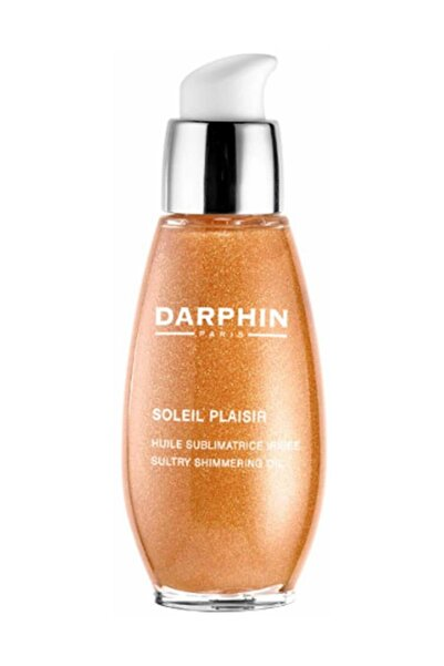 Soleil Plaisir Sultry Shimmering Oil 50 ml