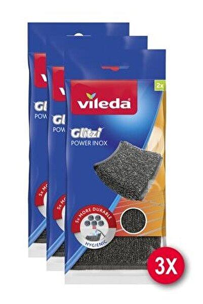 2'li Glitzi Power Inox 3'lü Paket