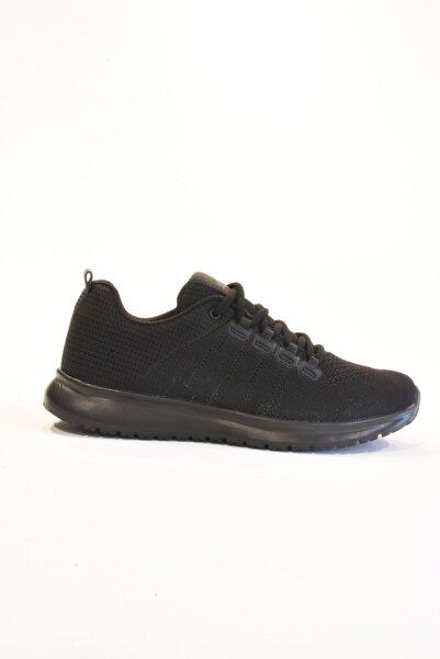Lotto Sneaker Erkek Siyah-arancıa-t1476