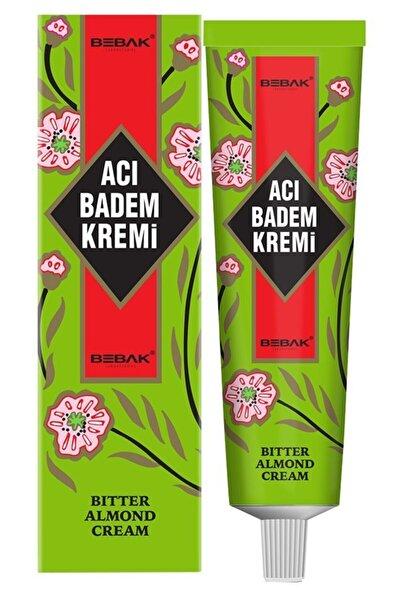 Bebak Yoğun Acı Badem Kremi 50 gr + Pamuk 713185