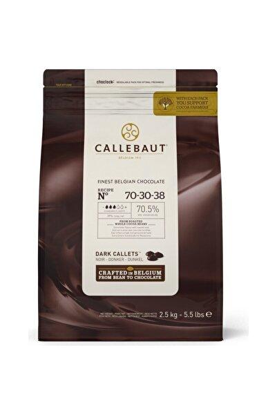 Callebaut Bitter Çikolata 2.5 kg