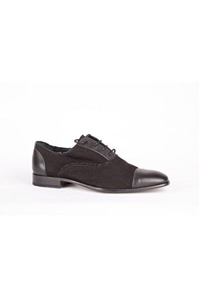Lanvin Erkek Siyah Klasik Ayakkabı