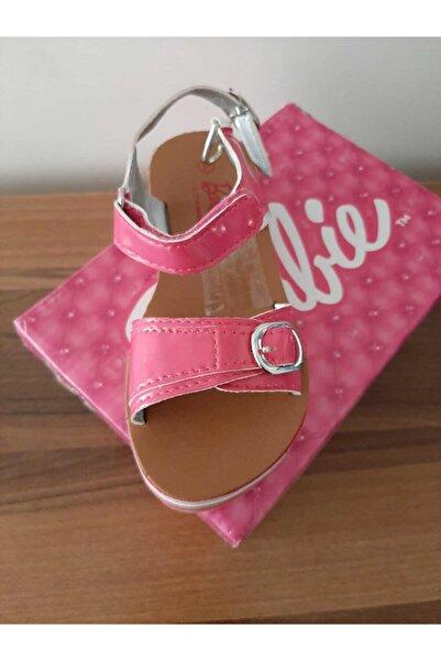 Barbie Kız Çocuk Pembe Sandalet