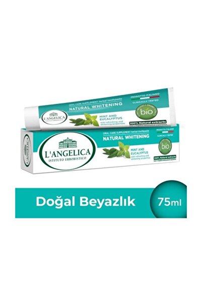 Langelica Natural Clean & White Doğal Beyazlık  75 ml