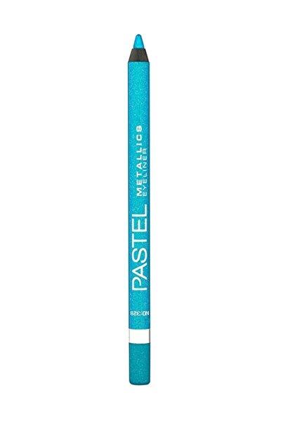 Pastel Suya Dayanıklı Metalik Göz Kalemi - Eyeliner No: 328