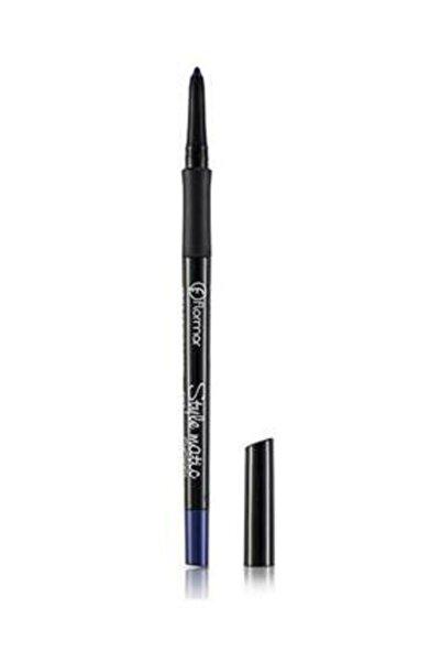 Flormar Mavi Göz Kalemi Style Matic Eyeliner Blue