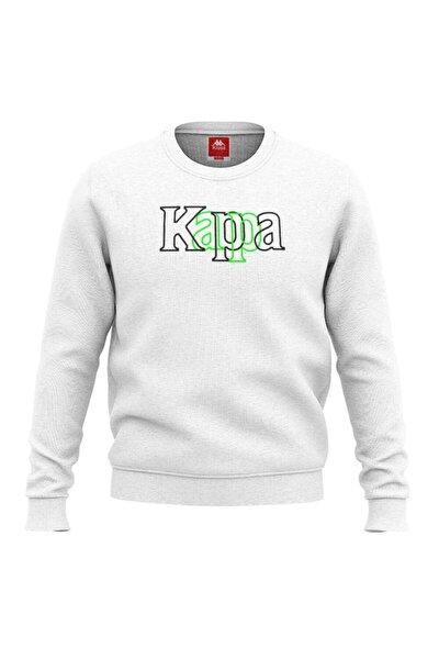 Kappa Sw-shirt Barobi Beyaz