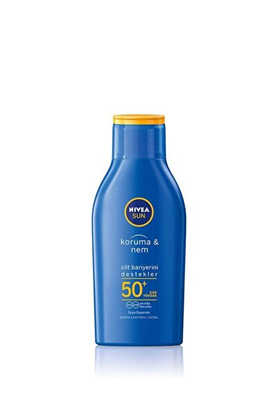 Nivea Nsun Losyon Seyahat Boy Travel Spf50+ 100ml