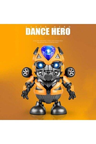transformers Robot Dance Hero Bumble Bee Işıklı Dans Eden Transfo