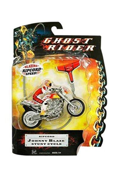 Hasbro Ghost Rıder Johnny Blaze Stunt Cycle Figür Orjinal Hayalet Sürücü