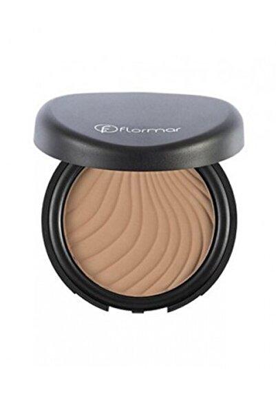 Flormar Pudra - Wet & Dry Compact Powder Medium Caramel 8690604134229