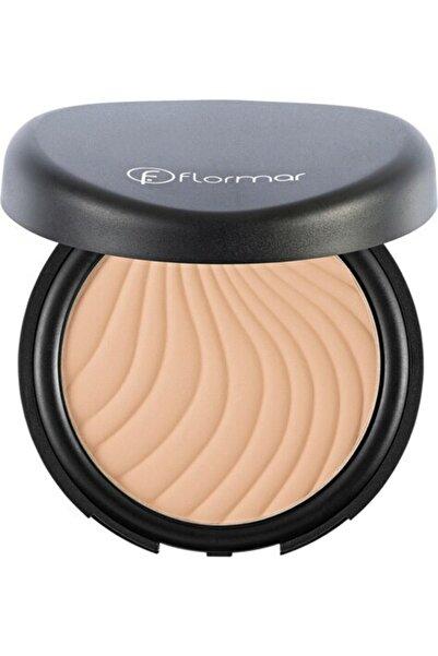 Flormar Pudra - Wet & Dry Compact Powder Caramel Peach 8690604134243