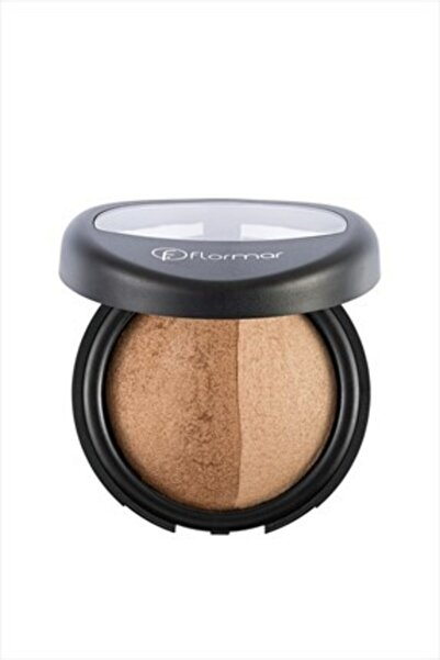 Flormar Pudra - Baked Powder 23 Dual Gold 8690604131235
