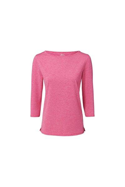 Tchibo Kadın Pembe Fonksiyonel Tişört