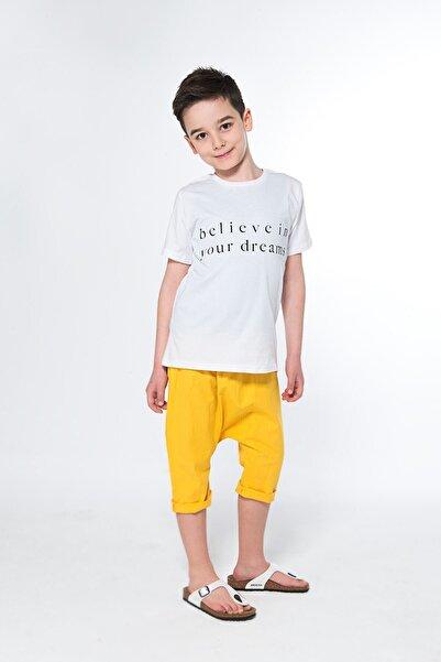 MİO Çocuk Sarı Şalvar