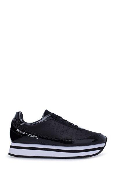 Armani Exchange Kadın Siyah Beyaz Ayakkabı S Xdx030 Xv159 K001