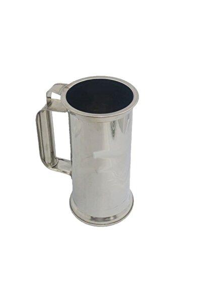 Çeşitli 5 Litrelik Paslanmaz Süt Koyma Ölçü Kabı Litre 5 Kiloluk Tse Li Paslanmaz