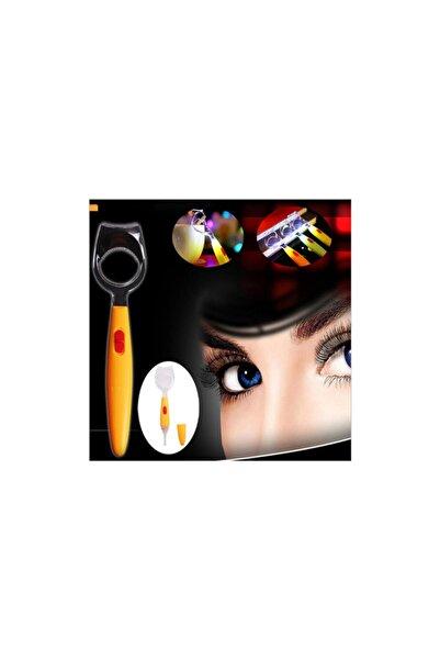 CMT Kirpik Aparatı Eyeliner, Rimel Için Işıklı