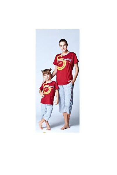 GSStore Galatasaray Kadın Pijama Takım Lisanslı 8277