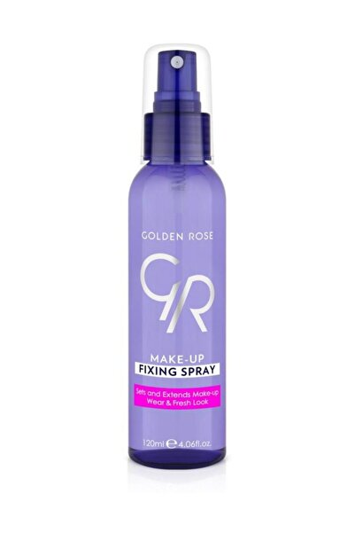 Golden Rose Makyaj Sabitleyici Sprey - Makeup Fixing Spray