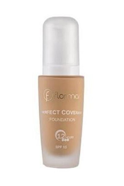 Flormar Fondöten - Perfect Coverage Foundation No: 102 Soft Beige 30 ml 8690604085903