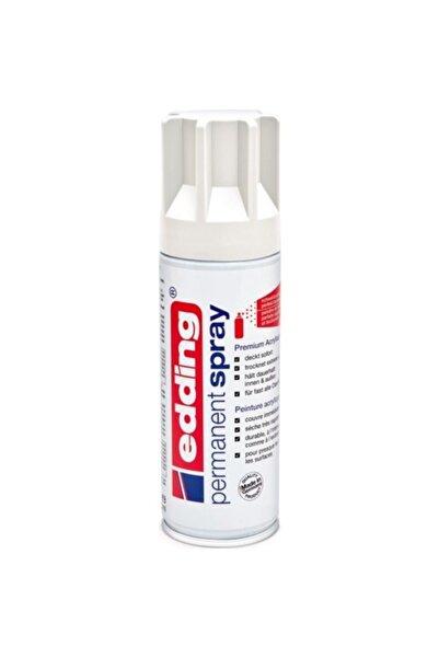 Edding Permanent Akrilik Spray Traffıc White 922 (e-5200)